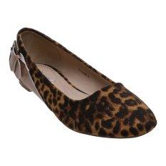 Bata Desta Ballerina Shoes - Cokelat