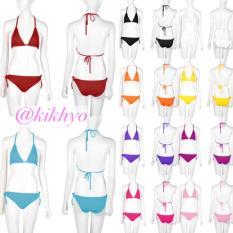 Bikini Bra Set Standart bukan G-string / Set Lingerie