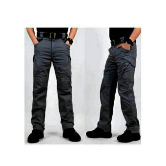 Blackhawk Celana Tactical Panjang - Abu-Abu [GREY]