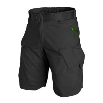 Blackhawk-Celana Tactical Pendek PDL Kargo ShortPants [Hitam]