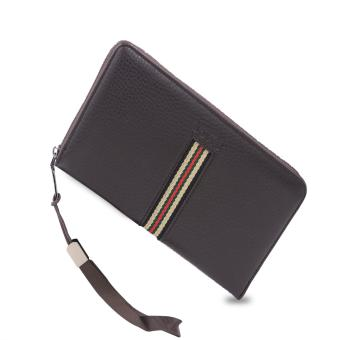 Bovis Dompet Pria Long Fashion Wallet 8 Inchi DF-81 PU Leather - Black. Source · Bovis Line Bussiness Men Zipper PU Leather Long Multicard Waletwith Strap ...