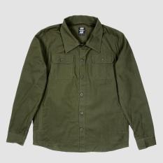 BRODO- Pakaian Pria Dexter Green Army