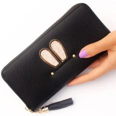 Korean Fashion Style Babosarang Dompet Wanita Card Holder Clutch Leather Long Wallet Purse A7513-25. Source · Jual Toserba ZeeBee .