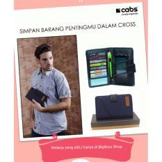 Cabs Pocket Type Cross Dompet Pria Dompet Wanita Dompet Kartu Aksesoris Handphone Kado Branded Murah Hand Pocket Organizer