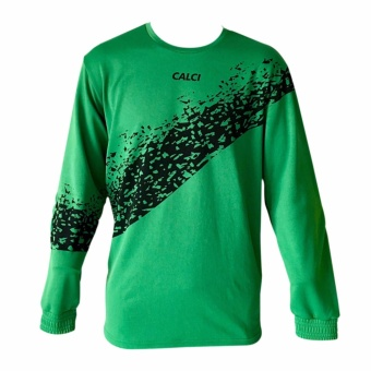 Calci Baju Kiper (Goalkeeper) Empire GK Jersey Long Sleeve - Green Black