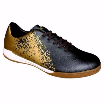 Calci Sepatu Futsal Empire - Black Gold