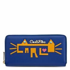 Carlo Rino 0303264-501-13 Blue Wallet (Blue)