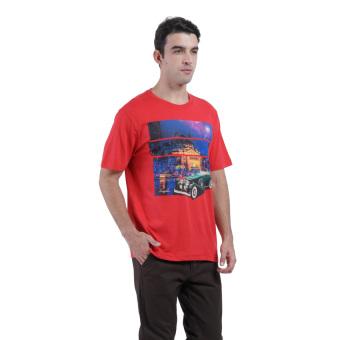Carvil Teered B1 T Shirt Man Red Daftar Update Harga Terbaru Source Carvil .