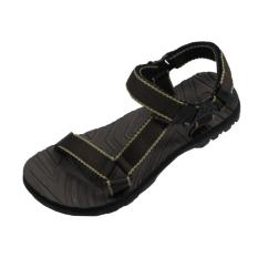 CARVIL - MAN SANDAL GUNUNG AMAZON-GM BLACK-BROWN