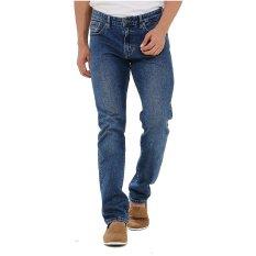 Carvil Shiro-Blu Mens Jeans - Blue