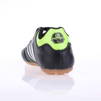 Catenzo Junior Sepatu Olahraga / Futsal Anak CNSx058 Black Comb - 4