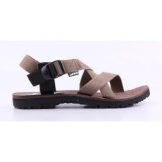 Catenzo Sandal Gunung Spon Pria/Wanita - Coklat
