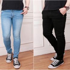 Celana Jeans Pria Skiny/slimfit/pensil/ngaret Murah