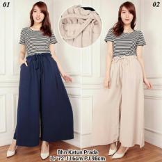 Carry abu Source · Celana kulot rok panjang batik wanita jumbo long pant .