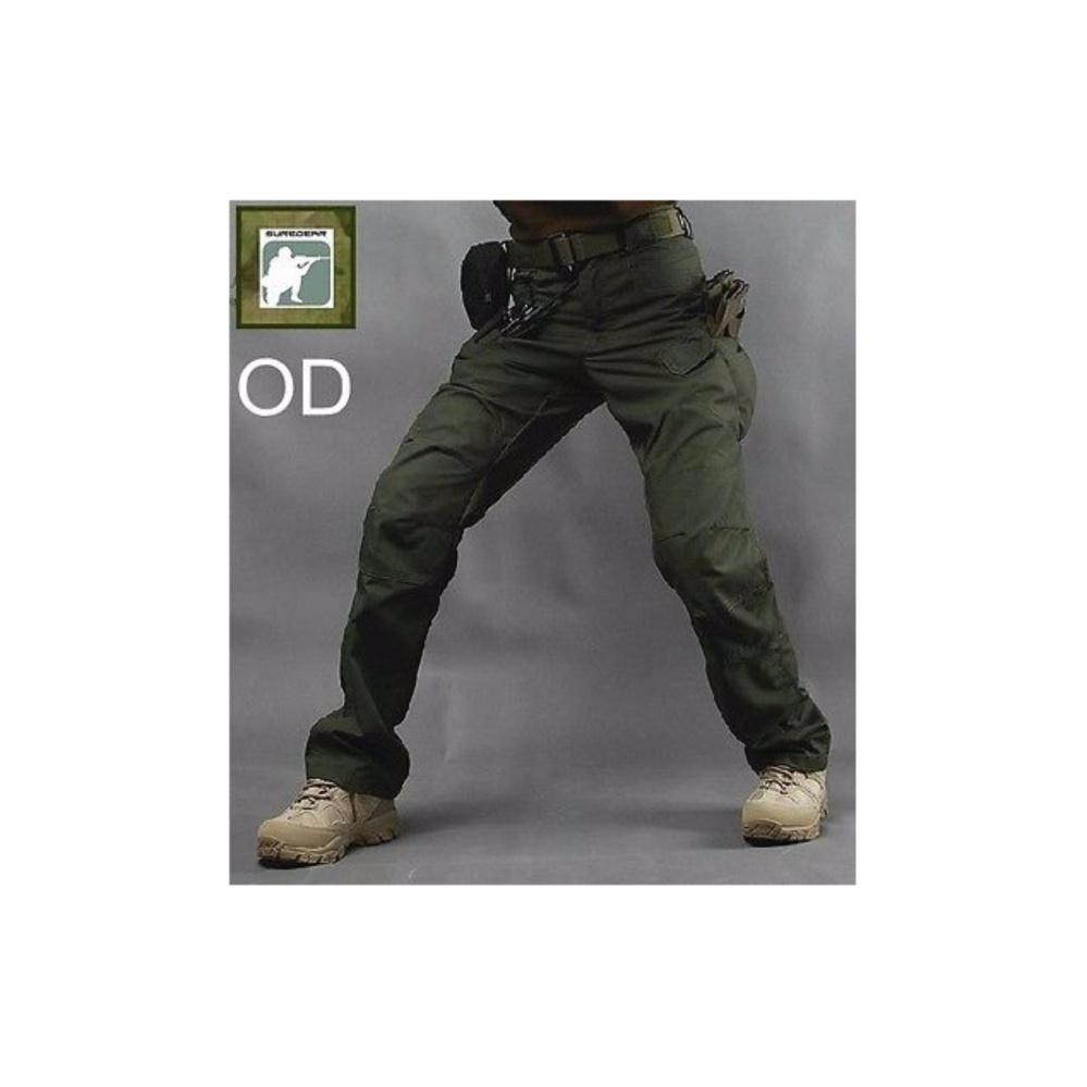 Celana Panjang Taktikal Blackhawk Premium Pria Green Army Hijau Manzone Asot 5 Olive Muda 32 Tactical