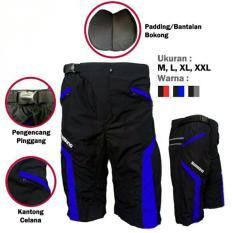 Celana Sepeda padding pendek pria Terlaris