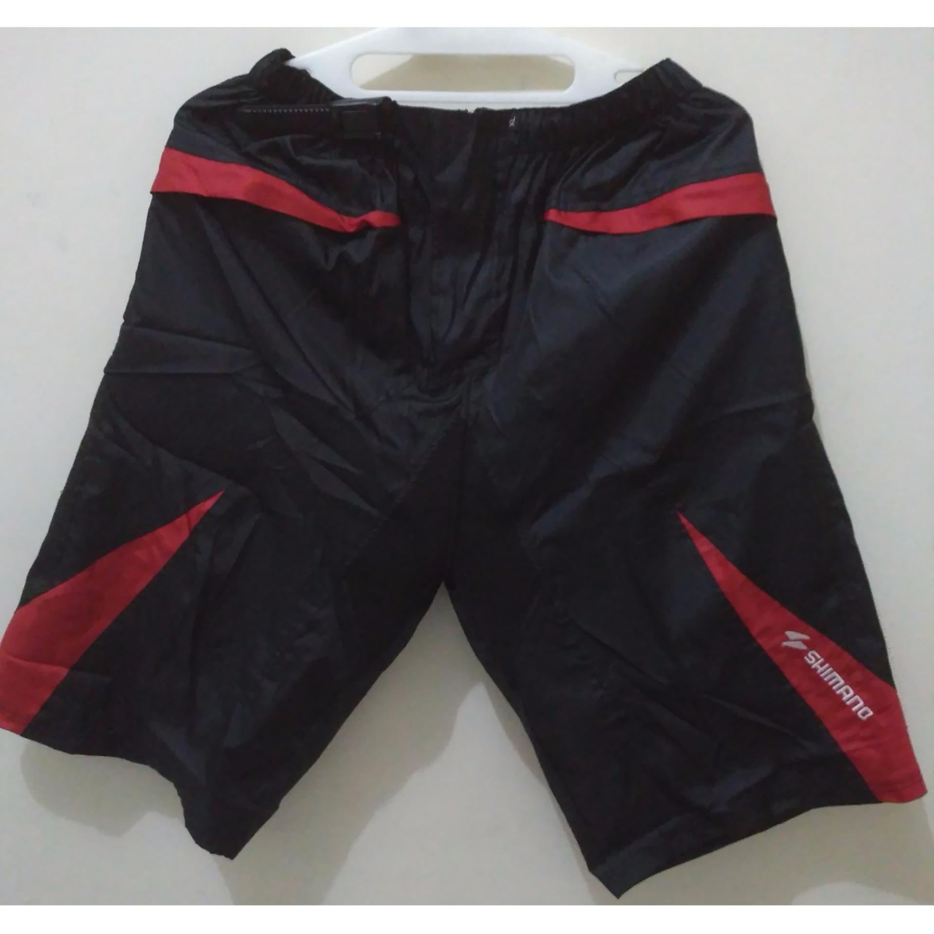 Daftar Harga Celana Sepeda Padding Tidak Ketat Shimano Specialized Jeans Pria Longgar Lurus 868 Biru Obral