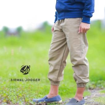 Celana Sirwal / Sirwal Jogger / Jogger Pants / Celana Panjang Pria
