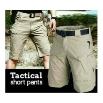 Celana Tactical Blackhawk Pendek / PDL Cargo Outdoor Short Pants