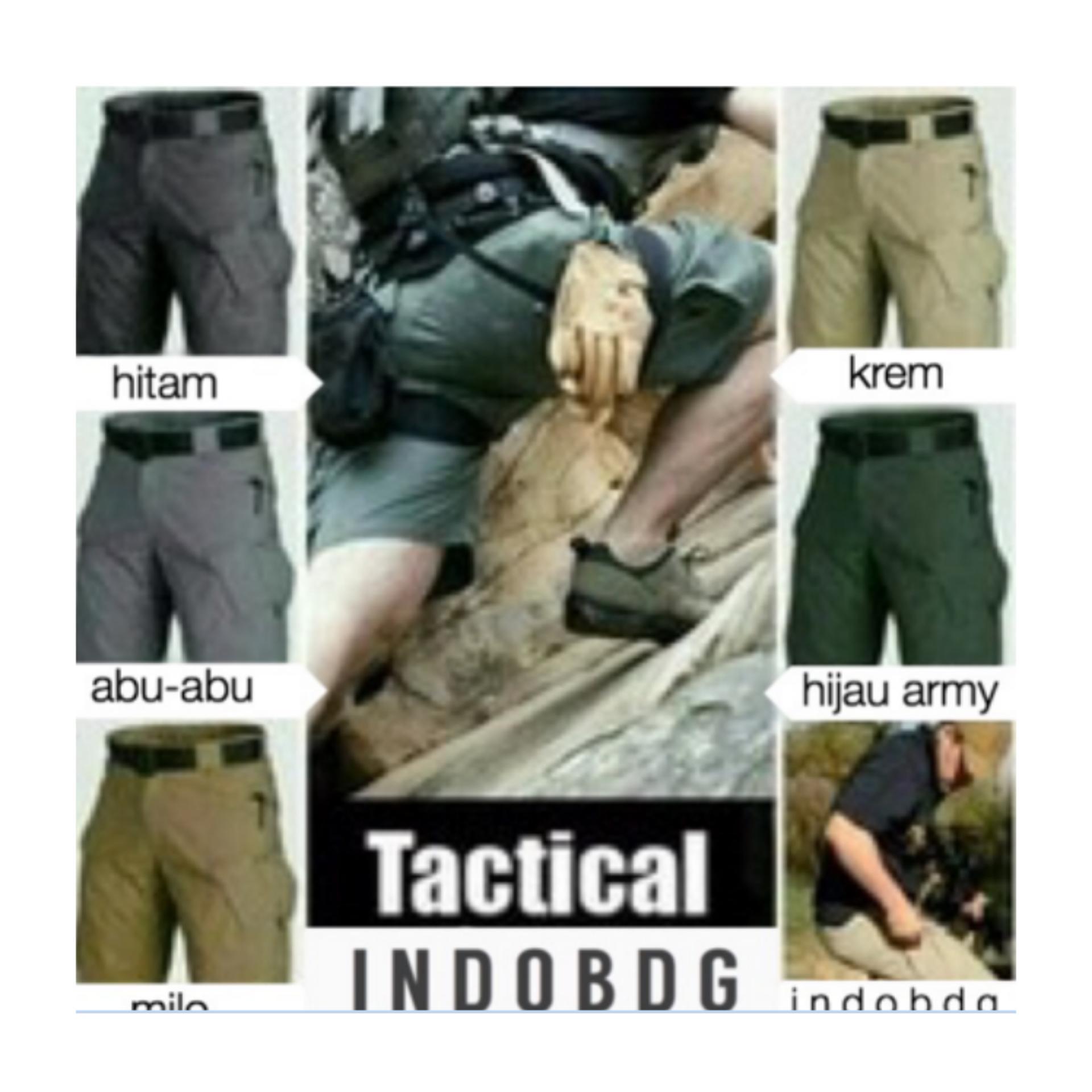 Hot Deals Celana Tactical Blackhawk Pendek Pdl Cargo Outdoor Short Premium Pants