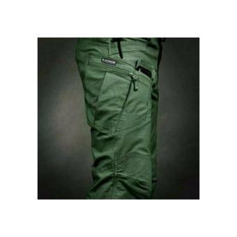 Celana Tactical Blackhawk Pria Panjang Best Quality Product - HijauArmy - 2