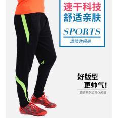Celana Training Sport - Black