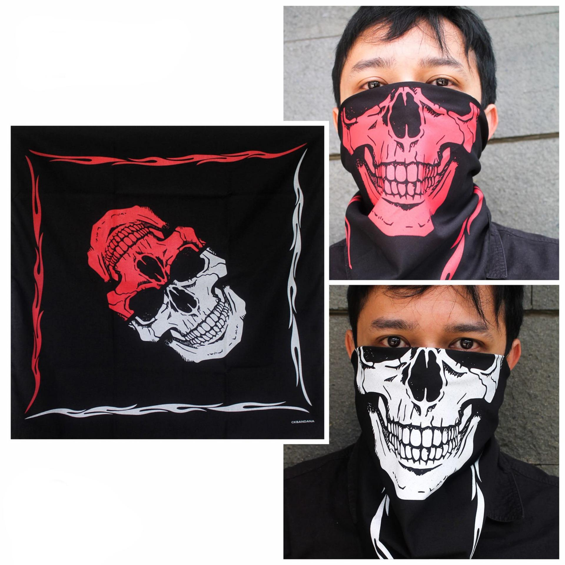 ... Ck Zakdoek Zd015 Bandana Motif Chiefs Skull Black Search Source CK Zakdoek ZD010 Bandana Motif