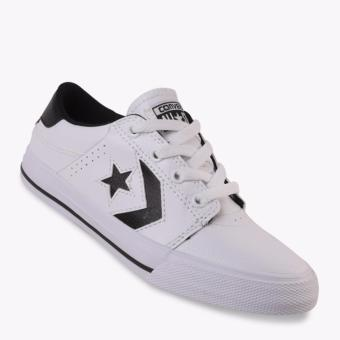 Converse Cons Tre Star Ox Kids Sneakers Shoes - Putih
