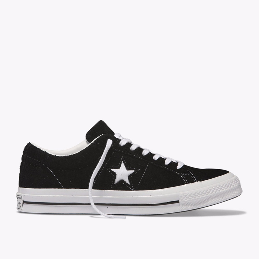 Converse One Star Ox Men's Sneakers Shoes - Hitam