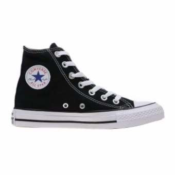 Conversee Chuck Taylor All Star Ox Canvas High Cut Sneaker - Black - 2