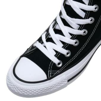 Conversee Chuck Taylor All Star Ox Canvas High Cut Sneaker - Black - 5