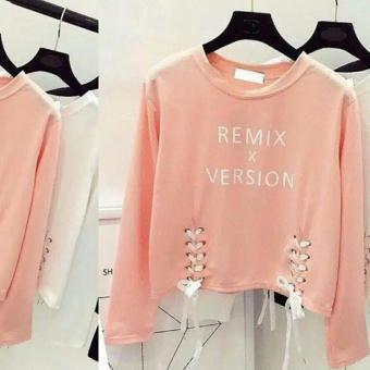 davecollection - blouse remix - peach