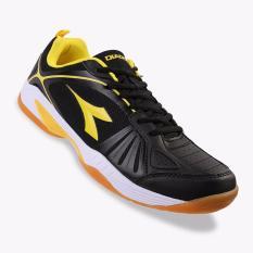 Diadora Lob Men's Badminton Shoes - Hitam