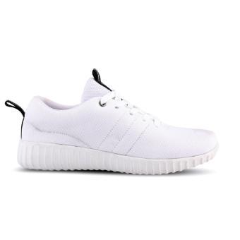 Distro VD 341 Sepatu Sneakers dan Kasual Wanita - Putih 1bdfbecc40