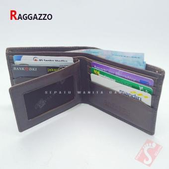 Dompet Kulit Asli Pria Original-Mens wallet handmade Leather Ragazzo-DKR-001 8b281b19c4