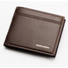 Dompet Pria IMPOR Eksekutif Baellerry #DR0003 Pria Wanita Baellery Baelerry Mens Wallet
