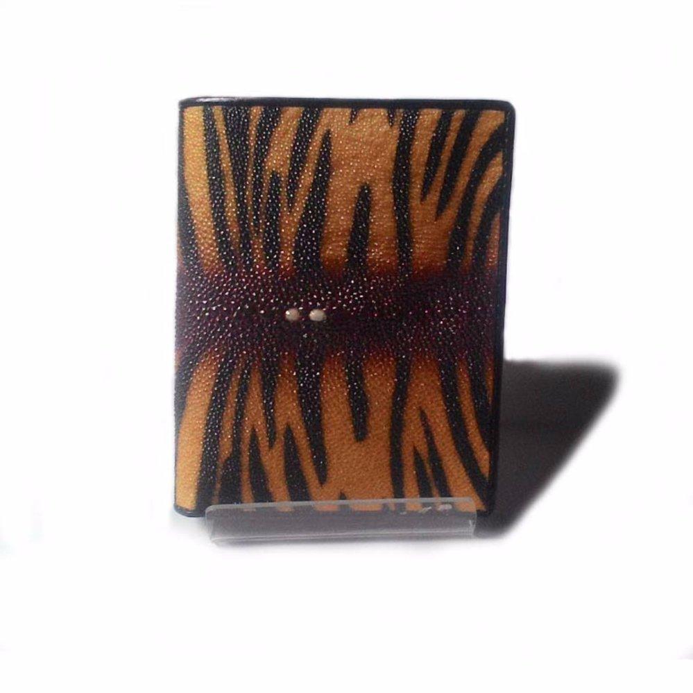 Jual Beli Dompet Pria Kulit Asli Ikan Pari Model Tegak Bifold Wallet Mens Import Branded  Ragazzo Dkr 006