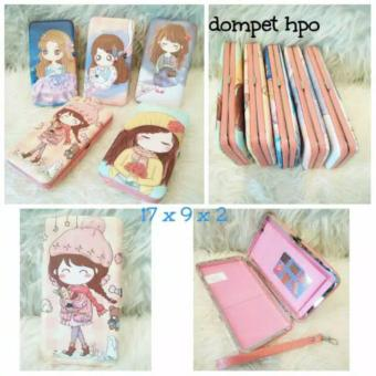 DOMPET TEPAK CASE BOX HP BARBIE