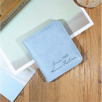 Dompet Wanita Fashion Korean Style - Biru