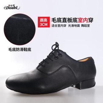 REVIEW Doubl menari dewasa sepatu yang modern sepatu sepatu dansa (Dalam Ruangan bagian bawah rambut lurus Bawah 3 cm) TERLARIS