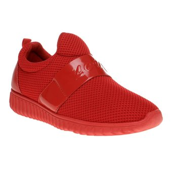 Dr. Kevin Stylish & Comfortable Women Sneaker 43175 Red