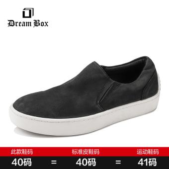 Harga Dreambox Eropa dan Amerika musim panas kulit lulur pasang sepatu  (Model laki-laki + Hitam) Murah 559fd3cbbe