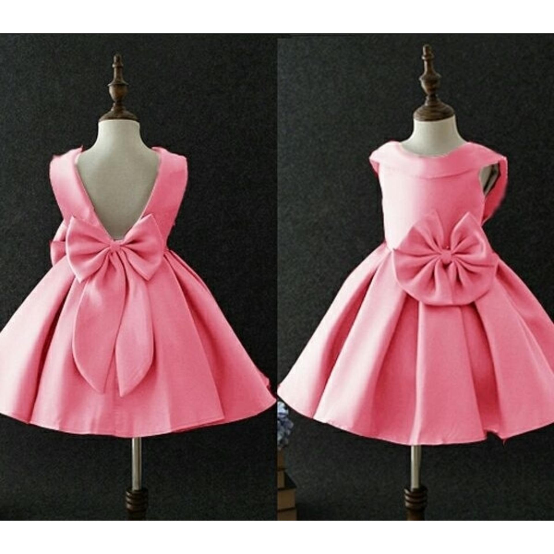 Dress Anak Lauren / Dress Pesta Anak