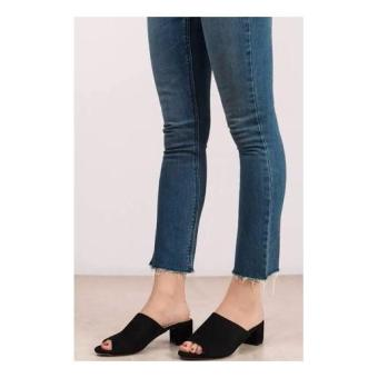 Dshoppers Shoes - Agatha Heels Suede