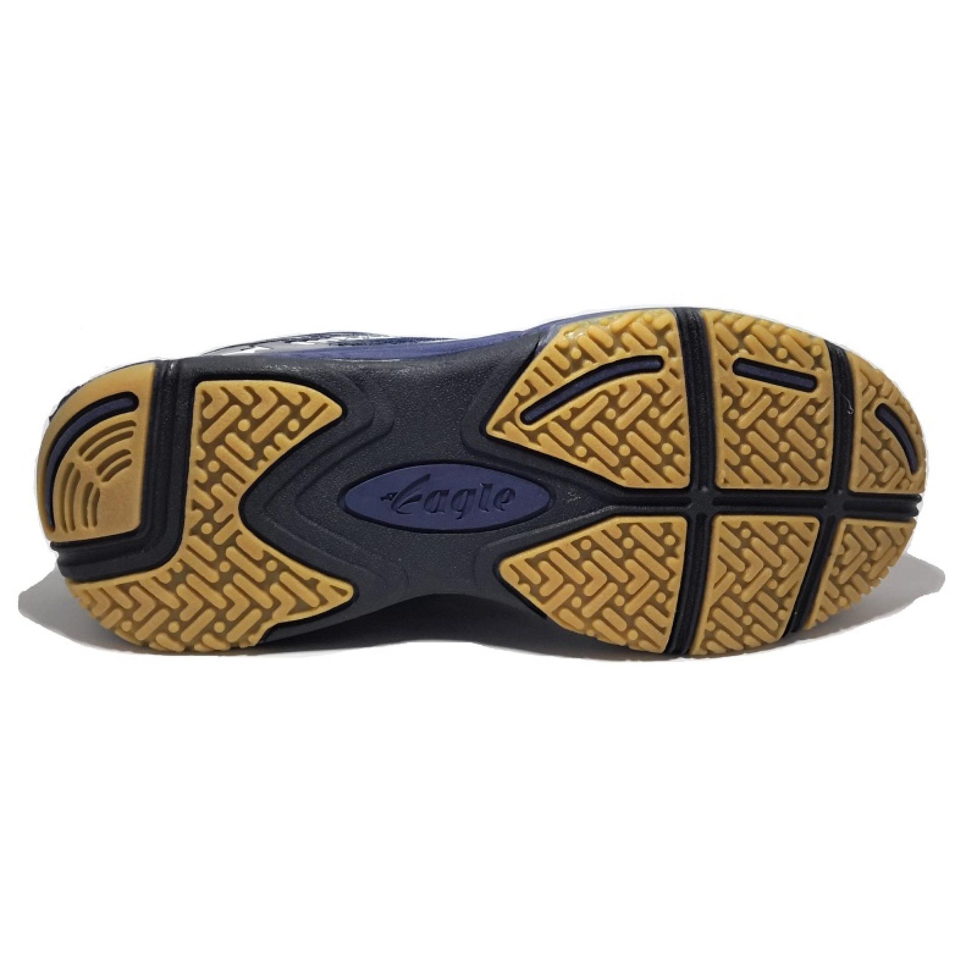 Periksa Peringkat Eagle Optimum Sepatu Badminton Putih Biru Price Eclipse