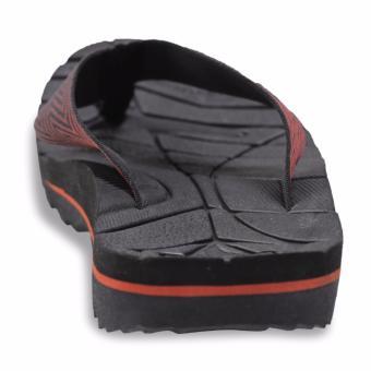 Eiger Kinkajou Jepit Sandal - Orange - 3