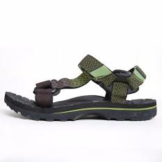 Eiger Kinkajou Palang Sandal - Green