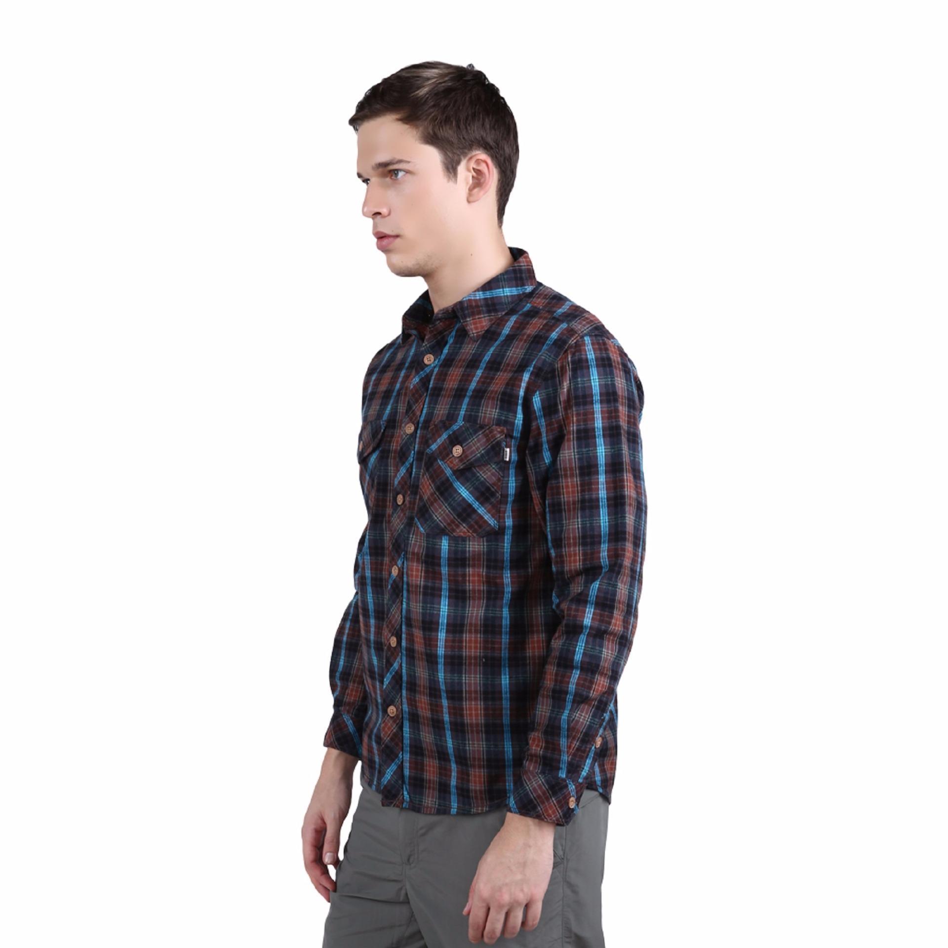 Eiger Celana Basic Five P Khaki Daftar Harga Terkini Dan Riding Sentra  Pants Olive Panjang Pria Hijau 29 Ls Montana Flanel Brown Blue