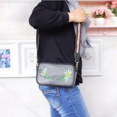... Clutch Bag - Sling Bag Tas Genggam   Tas Slempang   Tas. Source · Rp  84915 EL PIAZA Tas Selempang Bordir Flower Grey 9336ce9d74