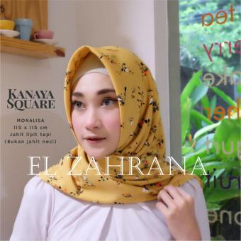 Kelebihan Jilbab Square Jilbab Segi Empat Bahan Premium Bahan